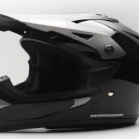harga Helm Cargloss Former Motocross Oakley Deep Black Tokopedia.com