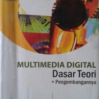 Buku Multimedia Digital Dadar Teori Pengembangannya