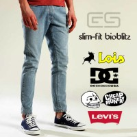 Celana Jeans Pria - Bioblitz - DC - Cheapmonday - Levis - Lois - PSD1