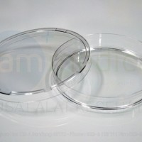 Cawan Petri plastik / Petri Dish Disposable 90x15mm @pcs