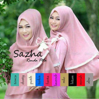 Hijab / Jilbab Khimar Sazha