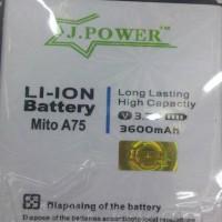 Baterai mito a75