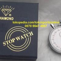 Stopwatch Diamond 2 Knop