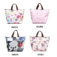 Shopper Bag Motif ( Tas Belanja yang simple dan santai )