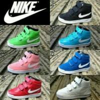Grosir Sepatu Nike Higt Anak/Kisd Cwek/Cwok