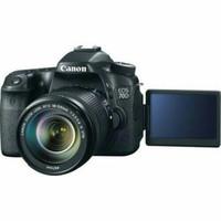 NEW Canon Eos 70d Kit 18-135 Is Stm / Canon Eos 70d Kit 2 PALING LARIS