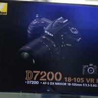 Best Nikon D7200 Kit 18-105 Vr ; Nikon D 7200 Kit 18-105 Vr PALING LAR