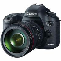 NEW Canon Eos 5d Marklll Kit 24-105 F4 L Is Usm / Canon Eos 5d Mark 3