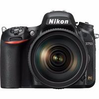 NEW Nikon D750 Kit 24-120mm F4 G Ed Vr Garansi Resmi Nikon Kualitas T