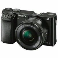 Promo Sony A6000 Lensa 16-50mm / Camera Sony Alpha 6000 Kit 16-50mm PAL