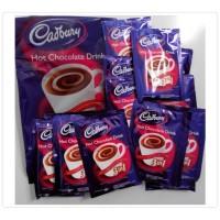 Cadbury 3in1 Hot Chocolate Drink 450g Minuman Coklat Import 15sachet