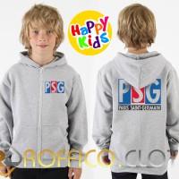 Jaket Sweater Anak Paris Saint Germain (Unisex) - Roffico Kids