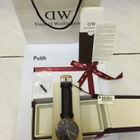 Jam Tangan DW Daniel Wellington Black Series 40mm / 36mm Original 100%