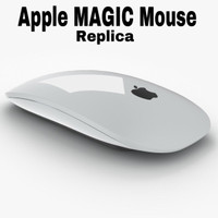 MAGIC MOUSE APPLE REPLICA WIRELESS 2.4GHz LAPTOP NOTEBOOK