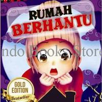 Sale !! KKPK. RUMAH BERHANTU - NEW GOLD EDITION
