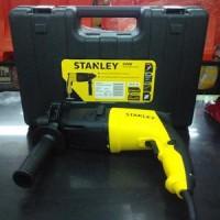 Mesin Bor Rotary Hammer STANLEY Sthr202k
