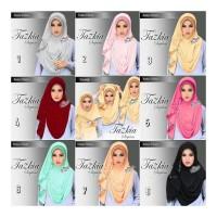Jual Pastan 2faces Tazkia Sequins - Jilbab/ Hijab/ Kerudung/ Khimar Murah