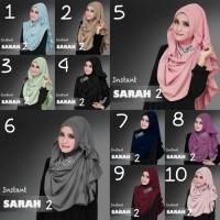 Instant Sarah - Jilbab / Hijab / Kerudung / Khimar