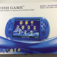 WISH GAME PVP DW-399 256BIT PORTABLE GAME MP3 CAMERA VIDEO
