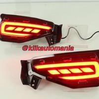 Light Bar Rear Bumper Lamp All New Fortuner Reborn 2016