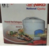 Magic Comp / Com / Jer NIKO 1,2L 3 In 1 Penanak Nasi Rice Cooker 1.2 L