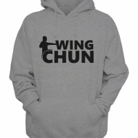 Hoodie Wing Chun - Dennizzy Clothing