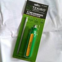 Obeng Tekiro 2 Way Screwdriver Arah Bolak-Balik Japan Technology
