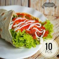 Jual Kebab Frozen isi 10 pcs (Original) Murah