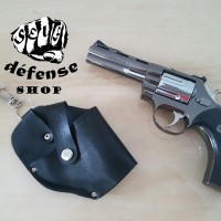 Korek Api Gas Pistol Revolver Phyton Magnum357 ( Replika Pajangan )