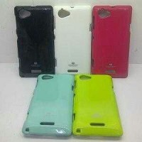 Jelly Case Cover For Sony Xperia L