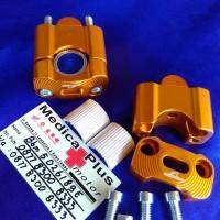 harga Raiser Breket Adaptor Adapter Dudukan Peninggi Stang Cnc Universal Tokopedia.com
