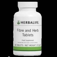 HERBALIFE#FIBER and HERB Tablets (ORI)