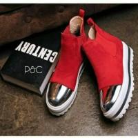 Sepatu Boot Casual Wanita