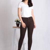 Jual Celana High Waist Jeans 1908 Murah