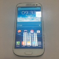 Samsung Galaxy S3 16gb Marble White (SECOND) PREORDER KODE 516