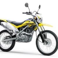 Sarung/Cover Motor Trail Kawasaki KLX 150 -5 Warna Murah