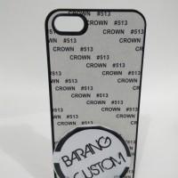 Case Sublimasi 2D iPhone 5,5s,SE