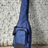 harga Semi Gigbag Bass Elektrik Premium M-B4 Navy Tokopedia.com