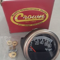 harga Oil Gauge / Meter Oli Jeep Cj7 Usa Tokopedia.com