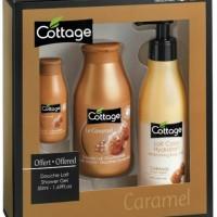 harga Beauty Box Caramel - Shower Gel 50ML dan 250ML + Body Milk Tokopedia.com