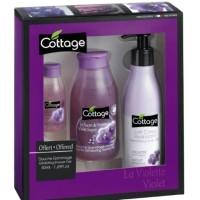 harga Beauty Box Violet - Shower Gel 50ML dan 250ML + Body Milk Tokopedia.com