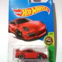 #Hot Wheels PORSCHE 911 GT3 RS #SNI