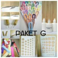 harga Paper Quilling Set G Tokopedia.com
