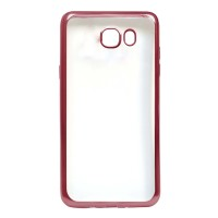 Ultrathin iPhoria Shining Case Samsung J7 Prime - Rose Gold