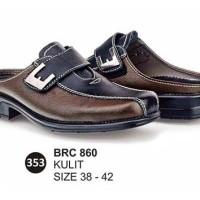 Sepatu Bustong Pria Baricco BRC 860