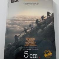 Novel 5 CM - Donny Dhirgantoro