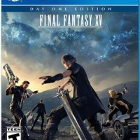 Kaset Play Station 4 Final Fantasy XV Reg 3 Ori
