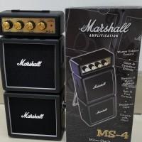harga Amplifier / Ampli Gitar Mini Marshall MS-4 / MS4 Micro Stack Tokopedia.com