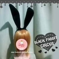 bando kelinci hitam large cosplay shimakaze