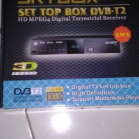 Jual Set Top Box DVB T2 SKYBOX Murah